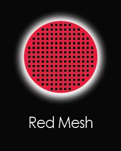 """Akių lęšiai """"RED MESH"""" (1 dienos)"""