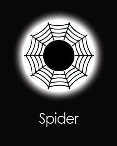 """Akių lęšiai """"SPIDER"""" (1 dienos)"""