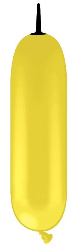 "Modeliavimo balionai ""Bitutėms"", geltoni (100 vnt.)"