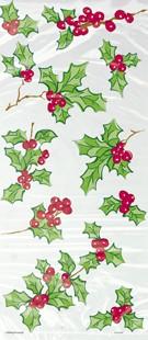Kalėdiniai vaišių maišeliai (20 vnt.)