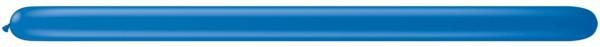 Modeliavimo balionai, mėlyni pasteliniai (100vnt./160Q)