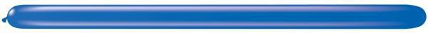 Modeliavimo balionai, mėlyni perlamutriniai (100vnt. Q160)