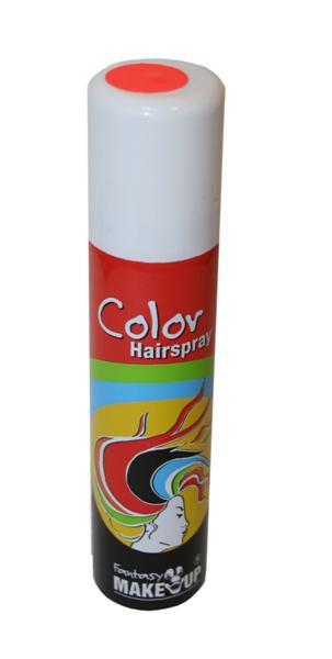 Plaukų lakas / raudonas (75 ml.)