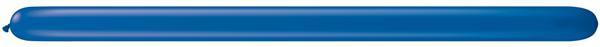 Modeliavimo balionai, tamsiai mėlyni (100vnt.)